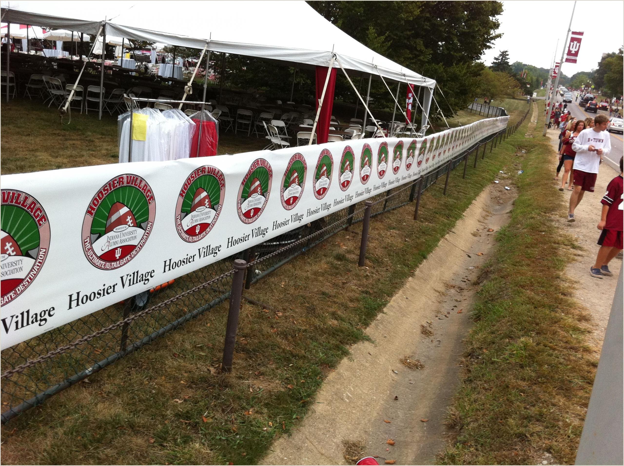 "Plastic Banner Roll Iuaa 30"" Eventtape"