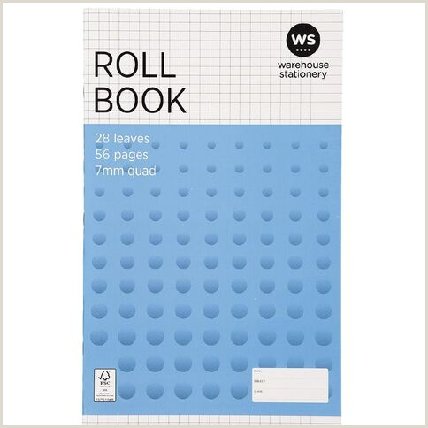 Plastic Banner Roll Ws Roll Book