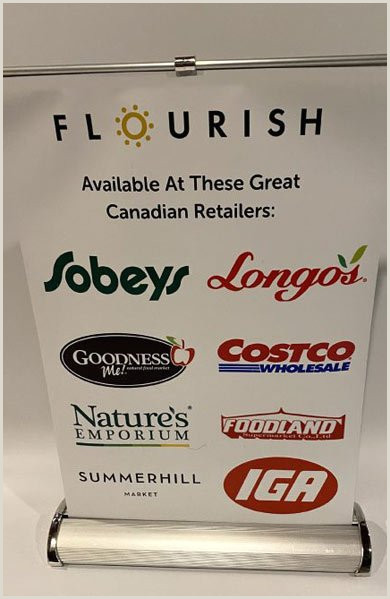 Pop Up Banner Canada Popup Banners Montreal Roll Up Retractable Stand Toronto