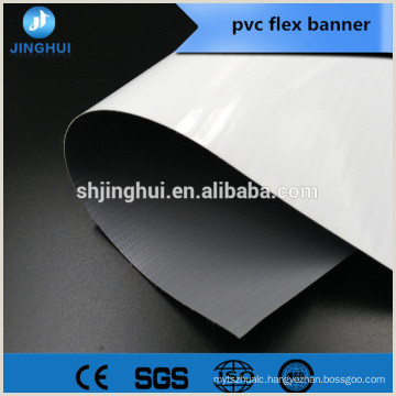 Pop Up Banner Dimensions 13oz Thickness Gloss