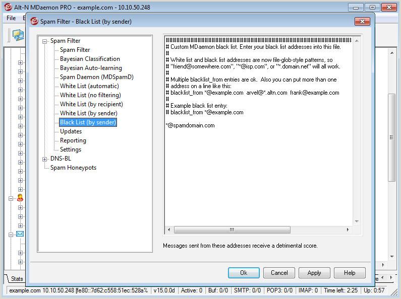 Pop Up Banner Examples Mail Server Mdaemon Messaging Server
