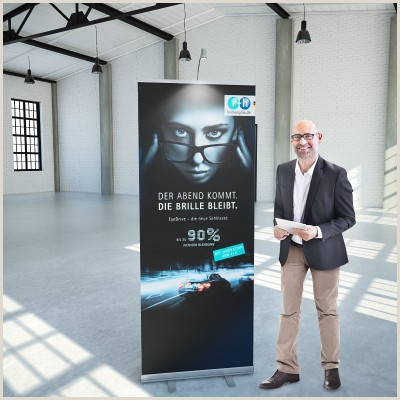 Pop Up Banner Images Roll Ups Und Rollup Banner Inkl Druck Ab 19 € Bei Konorg