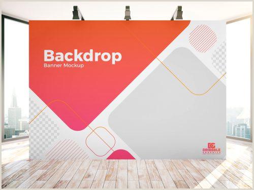 Pop Up Banner Mockup Psd 49 Free Psd Billboard & Banner Mockups For Creating The