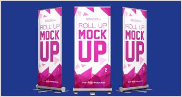 Pop Up Banner Mockup Psd 57 Banner Mockups Psd Free Design Templates