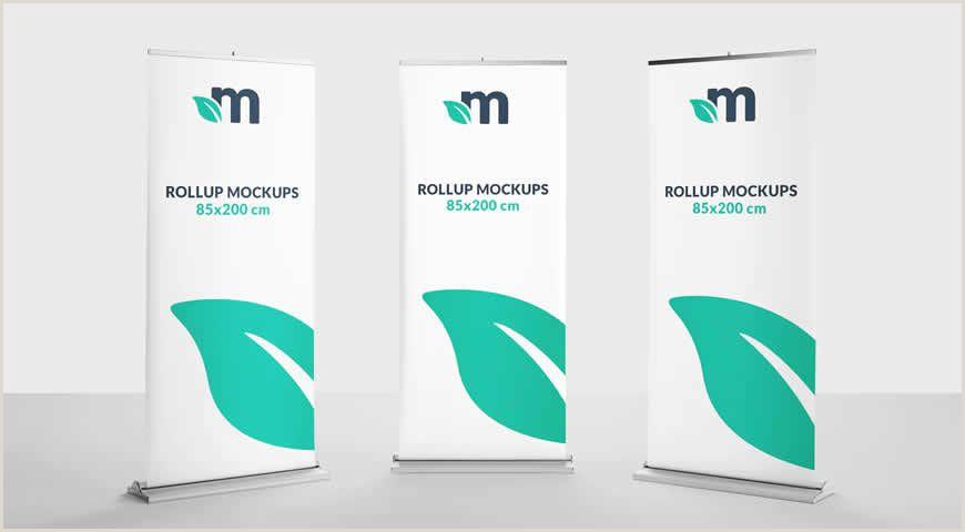 Pop Up Banner Mockup Psd The 20 Best Banner Mockup Templates For Shop