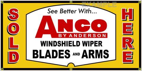 Pop Up Banner Parts Collectibles Signs & Plaques Western Auto Automotive Parts