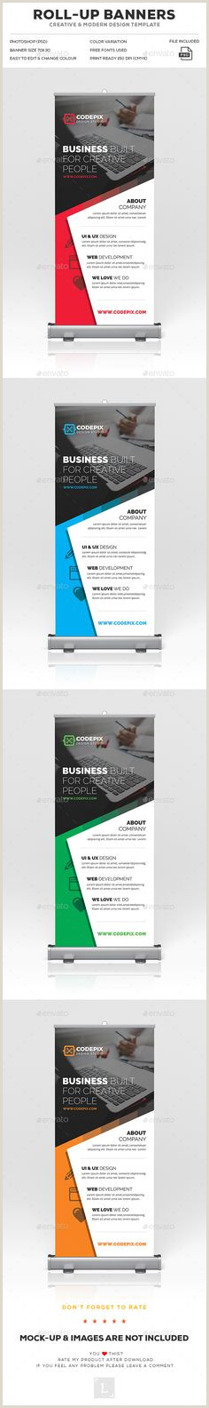 Pop Up Banner Psd 60 Best Standee Images In 2020