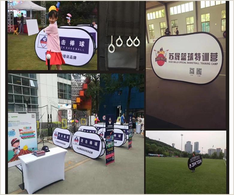 Pop Up Banner Specs Advertisement Circle Pop Up Banner Custom Manufacturer