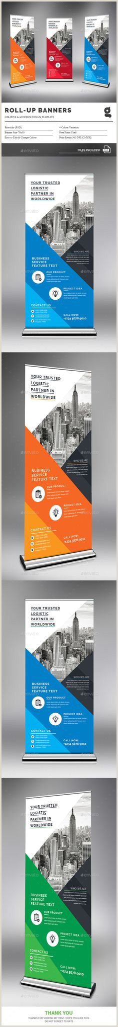 Pop Up Banner Template 100 Best Roll Ups Images