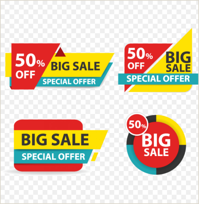 Pop Up Banner Template Colorful Shopping Sale Banner Business Card Template