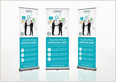 Pop Up Banner Template Roll Up Banner Template Template Stock By Pixlr