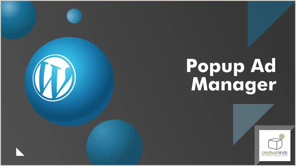 Pop Up Banner WordPress Plugin Cm Pop Up Banners For WordPress