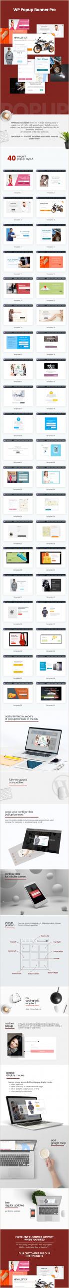 Pop Up Banner WordPress Plugin Ultimate Popup Plugin For WordPress Wp Popup Banners Pro