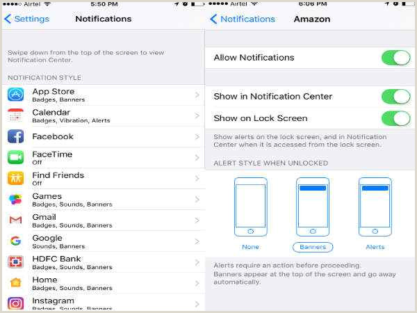 Pop Up Banners How To Disable Pop Up Notifications On Your IPhone Tamil