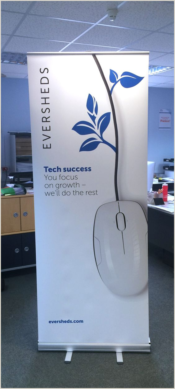 Pop Up Banners Roll Up Banner Xxl Bud