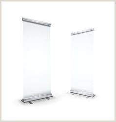 Pop Up Banners Stands Pop Up Stand Vector Over 1 300