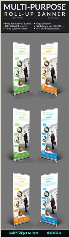 Pop Up Poster Display Roll Up Banner 7 Ideas