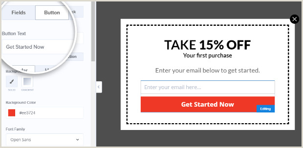 Popup Banner Coupon How To Make Popup Coupon Promotions That Really Drive Sales