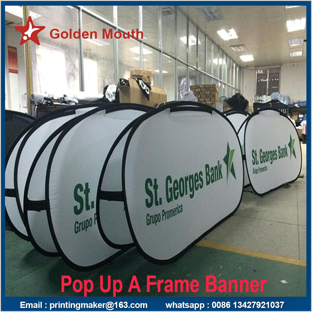 Popup Banner Stand China Manufacturer Of Pop Up Display Pop Up Banner Stand