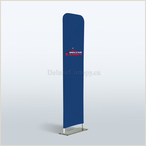 Popup Display Banner S Shaped Tension Banner Stand Trade Show Fabric Stand