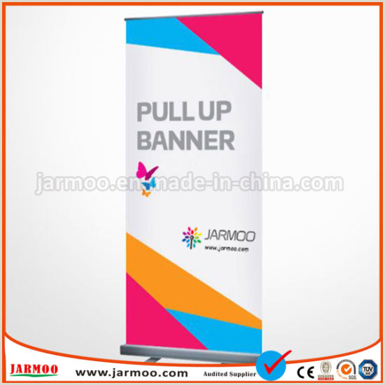 Portable Banner Display Advertising Portable Roll Up Banner Display