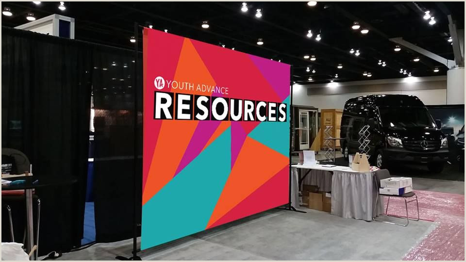 Portable Banner Display Our Backdrop Small Tube Is Portable And Ideal For A