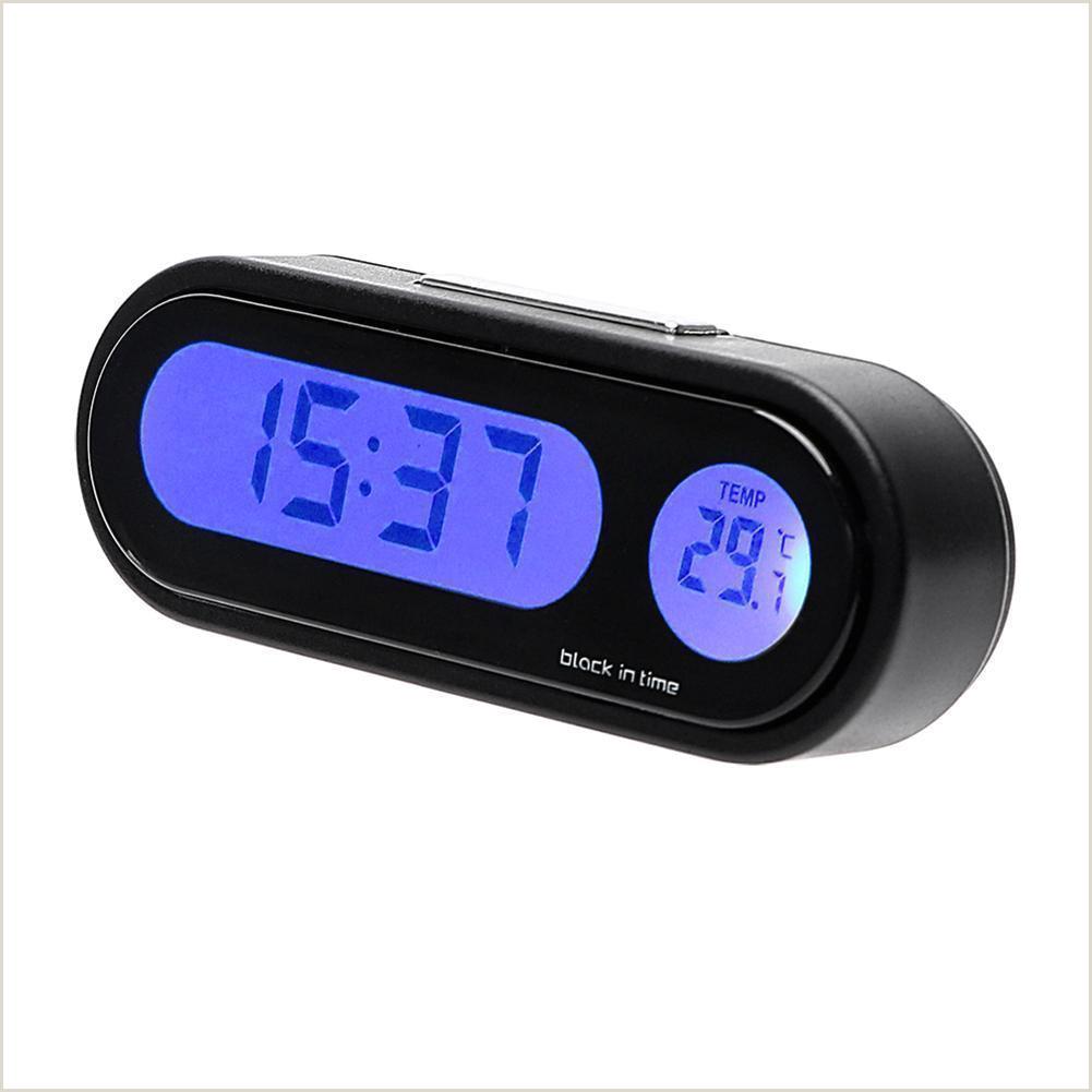 Portable Banner Display Portable Time Data Lcd Screen Digital Display Clock Calendar
