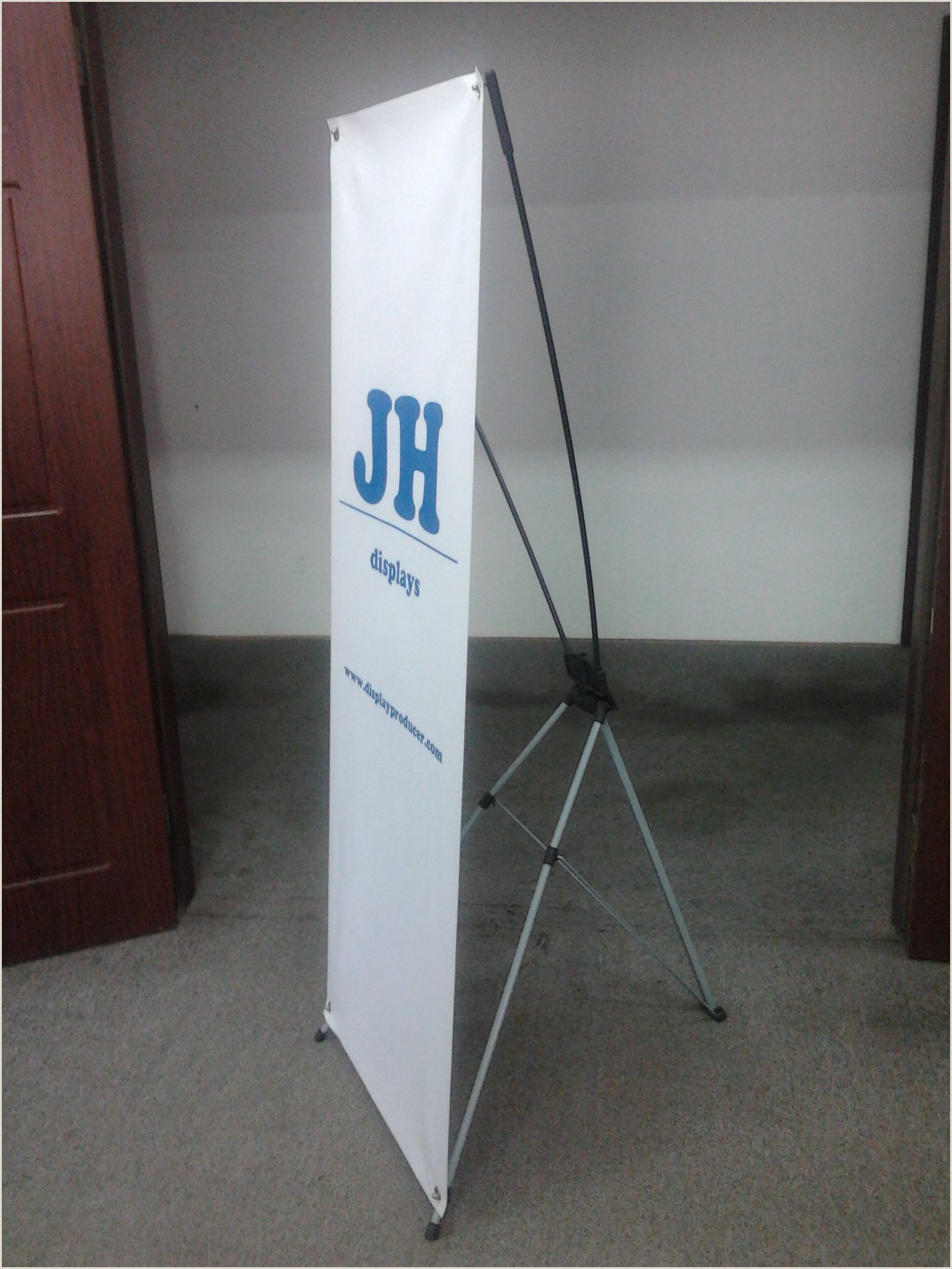 Portable Banner Display X Banner Stand Sk Instant Display 60 160cm
