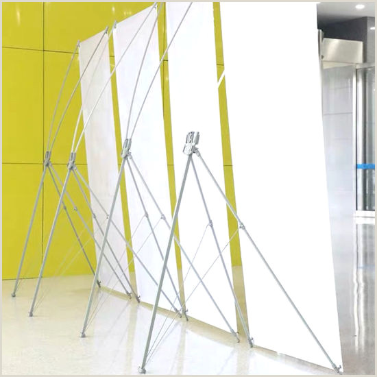 Portable Banner Displays China Promotional Display Portable X Type Stand Banner