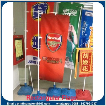 Portable Banner Displays China Supplier Of Rectangular Banner Flags Foldable