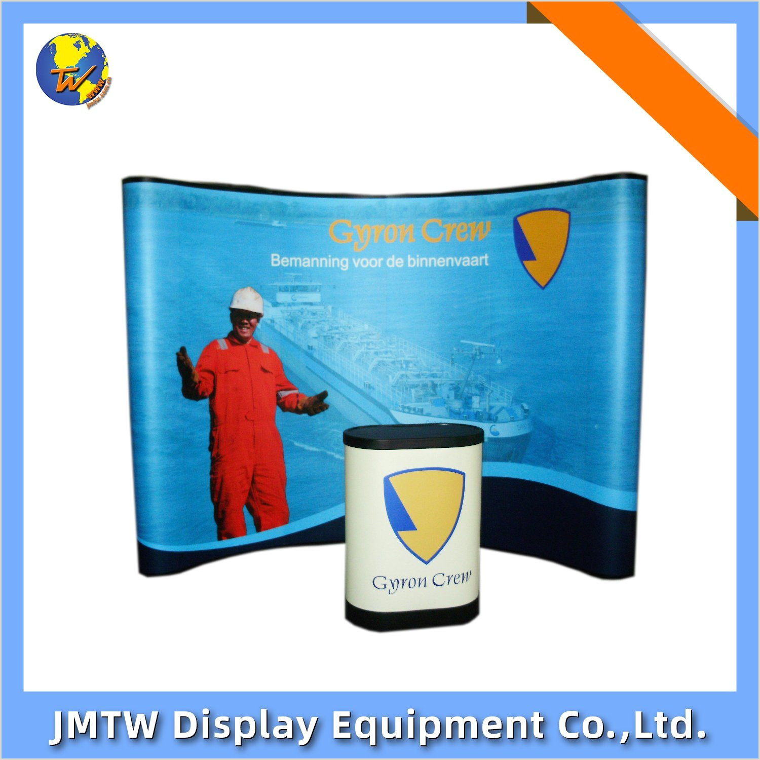 Portable Banner Displays [hot Item] Portable Durable Display Booth Pop Up Banner