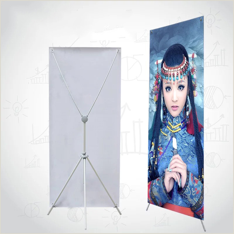 Portable Banner Displays [hot Item] Promotional Display Portable X Type Stand Banner