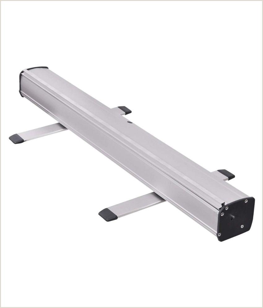 Portable Banner Stand Jmd Enterprises Aluminium Retractable Rollup Banner Stand