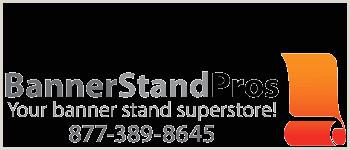 Portable Banner Stand Portable Banner Stands Bannerstandpros