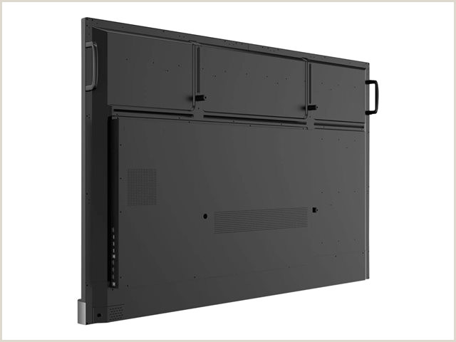"Portable Display Signs 9h F5stc De1 Benq Rm6502k Education Ifp Series 65"" Led"