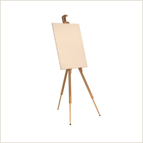 Portable Poster Stand Field Easel H 20