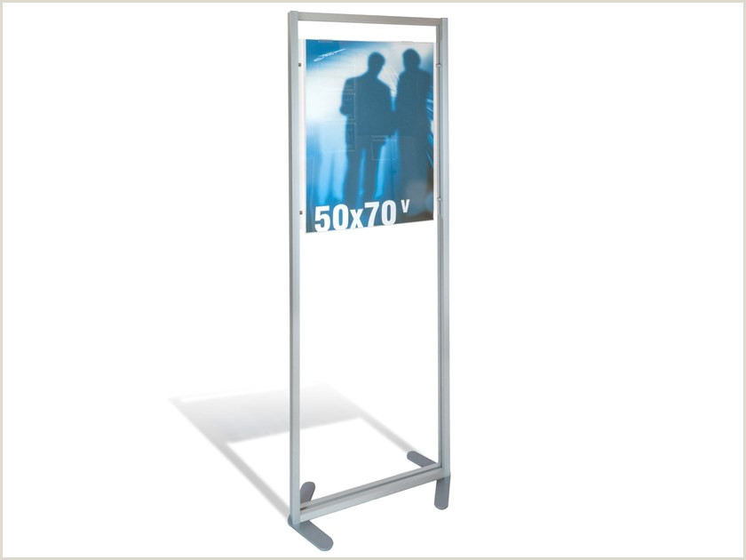 Portable Poster Stand Freestandng Display Stand Poster 50×70 By Studio T