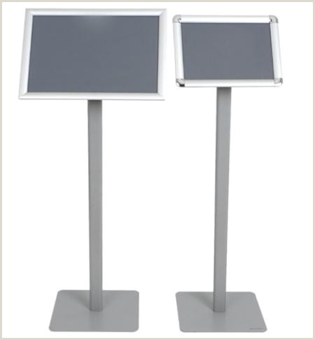 Portable Poster Stand Outdoor Poster Stand Sign