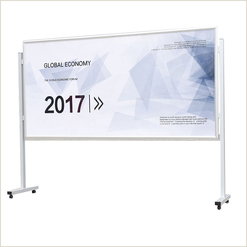 Portable Poster Stand Portable Poster Stand