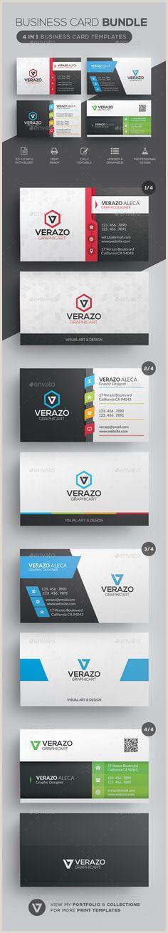 Portfolio Business Cards 40 Business Card Bundle Images