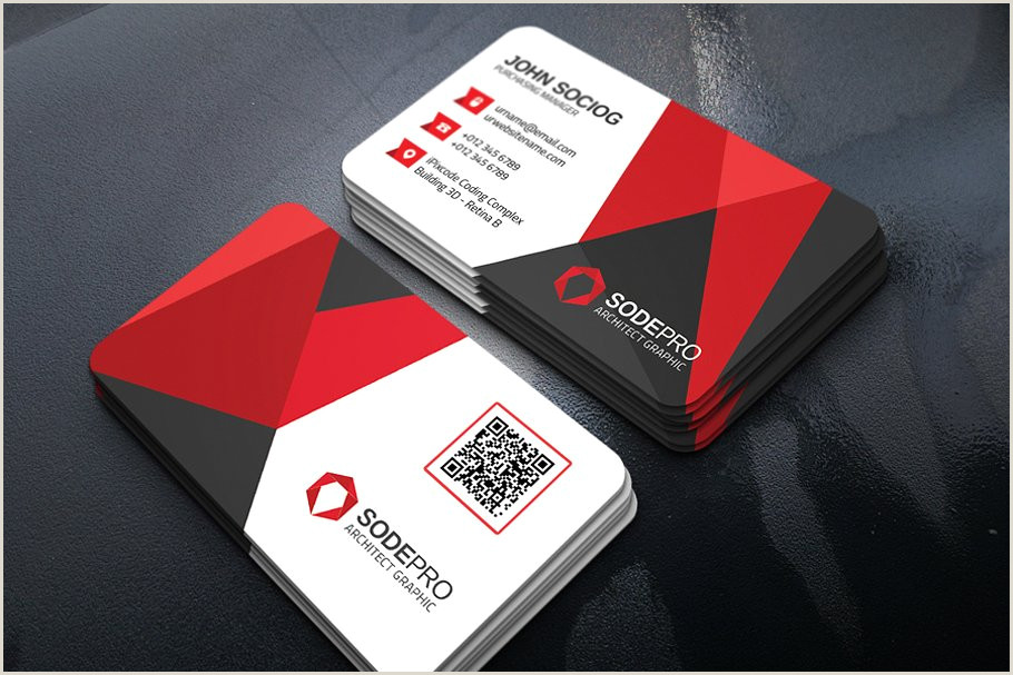 Portfolio Business Cards Luxury Business Card
