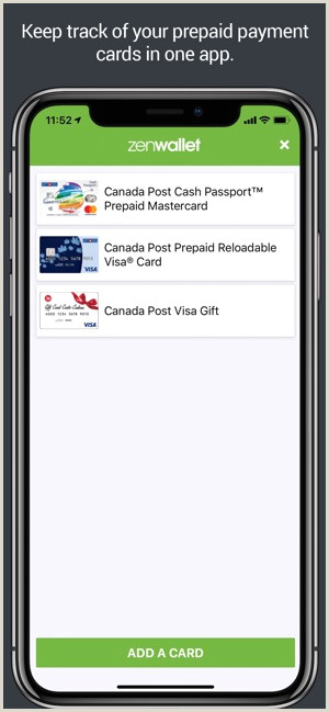 Post It Business Cards Zenwallet On The App Store