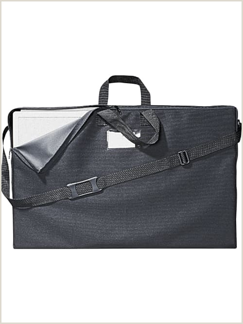 Poster Board Carrying Case Quartet Tabletop Panel Display Carrying Case Item