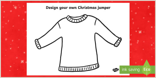 Price Signs Template Blank Jumper Template Cut Outs Teacher Made