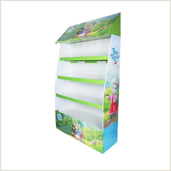 Pricing Display Stands Low Price Custom Paper Floor Display Stands Lddisplay