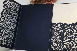 Print Business Cards Same Day Hollow Laser Cut Exquisite Design Wedding Invitations Cards Valentines Day Birthday Party Business Invitations Supplies Invitation Cards Printing