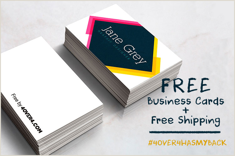 Print Business Cards Today Free Business Cards & Free Shipping Yes Totally Free