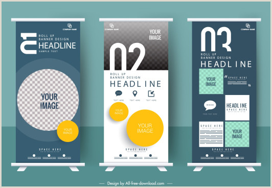 Print Roll Up Banner Roll Up Banner Template Free Vector 31 022 Free