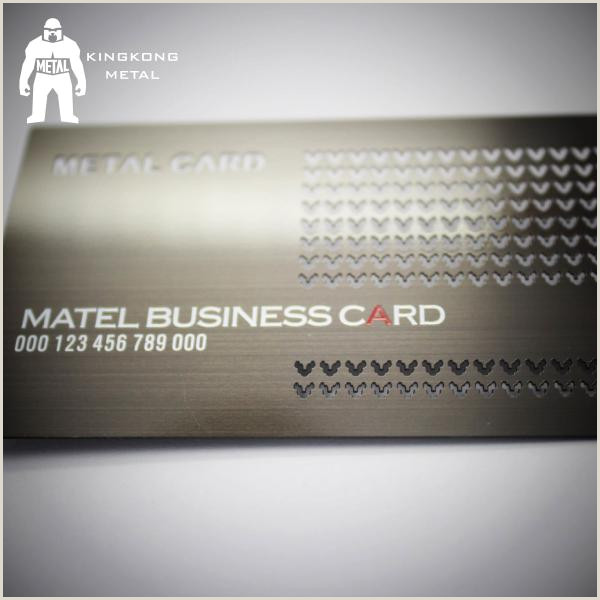Print Unique Qr Codes On Business Cards Metal Card Factory Supply Custom Logo Gun Plated Stainless