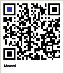 Print Unique Qr Codes On Business Cards Qr Code Business Cards